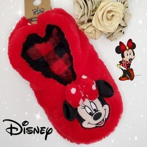 🎁 Disney Minnie Mouse Slippers 💫